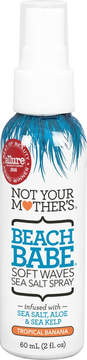 Not Your Mother's Travel Size Beach Babe Soft Waves Sea Salt Spray
