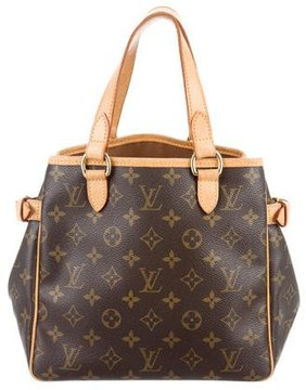 Louis Vuitton Monogram Batignolles PM - BROWN - STYLE