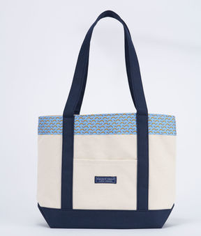 Vineyard Vines San Diego Chargers Classic Tote