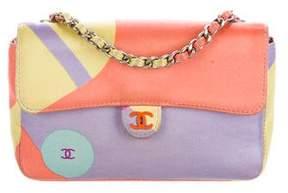 Chanel Satin Mini Flap Crossbody