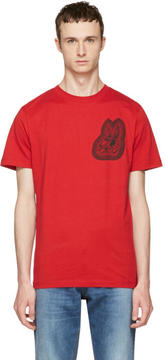 McQ Red Bunny T-Shirt