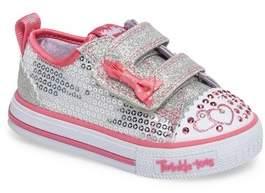 Skechers Toddler Girl's Shuffles - Itsy Bitsy Sneaker