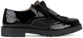 MonnaLisa Patent leather derbies