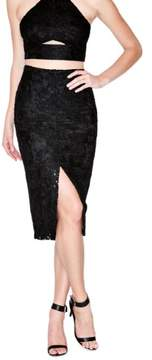 Marciano GUESS by Women's Antoinette Lace Skirt