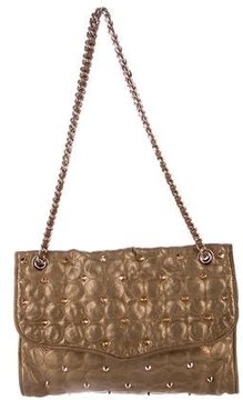 Rebecca Minkoff Quilted Affair Bag - GOLD - STYLE
