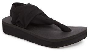 Sanuk Women's Yoga Sling Platform Sandal