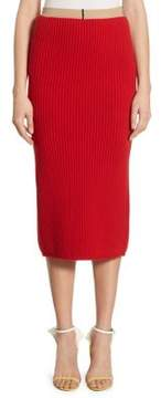 Calvin Klein Rib-Knit Skirt
