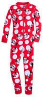 Disney Minnie Mouse One-Piece PJ for Girls