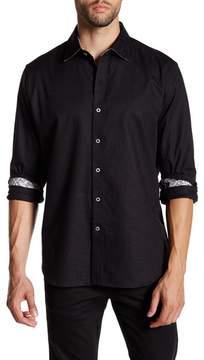 Robert Graham Windsor Long Sleeve Woven Classic Fit Shirt