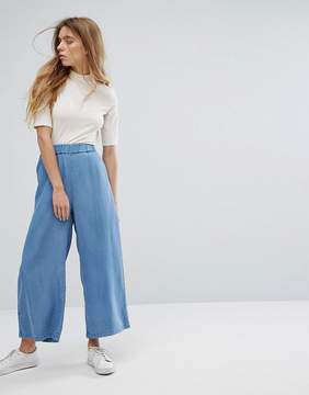 Dr. Denim Abel Wide Leg Crop Pant