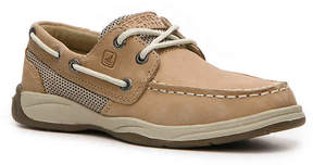 Sperry Girls Intrepid Youth Boat Shoe