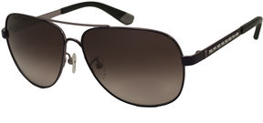Juicy Couture Sunglasses - Ju545 F / Frame: PurpleLens: Gray Gradient