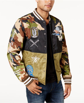 Reason Men's Born Ii Bomber Jacket