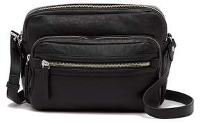 Vince Camuto Patch Leather Crossbody Bag