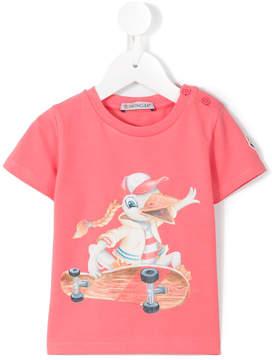 Moncler skating duck T-shirt