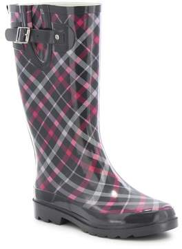 Western Chief Villa Plaid Rain Boot