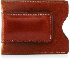 Neiman Marcus Leather Money Clip, Harness