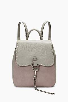 Rebecca Minkoff Keith Convertible Backpack - GREY - STYLE