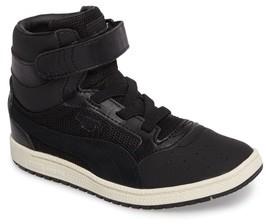 Puma Boy's Sky Ii High Top Sneaker
