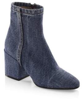 Dries Van Noten Block Heel Booties