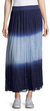 Context Ombre Maxi Skirt