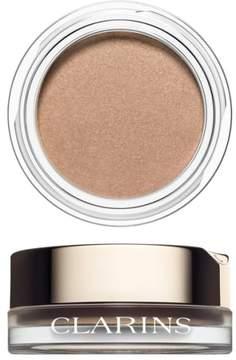 Clarins Ombre Matte Cream-To-Powder Matte Eyeshadow - 01 Nude Beige
