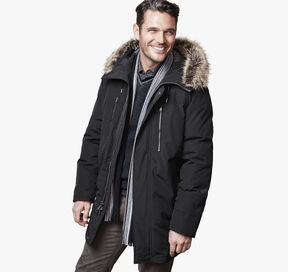 Johnston & Murphy Water-Resistant Down Parka