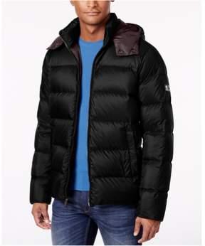 Michael Kors Hooded Down Puffer Vest Black 2XL