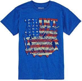JCPenney Novelty T-Shirts Teenage Mutant Ninja Turtles Americana Tee - Boys 8-20