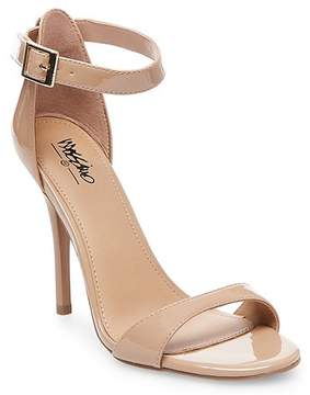 Mossimo Women's Pamela Ankle Strap Sandals Black