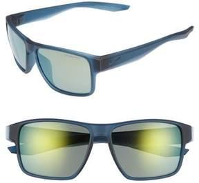 Men's Nike Essential Jaunt R 56Mm Sunglasses - Matte Squadron Blue