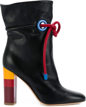 Malone Souliers Dolly tie boots