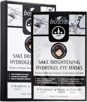 Boscia Sake Brightening Hydrogel Eye Masks