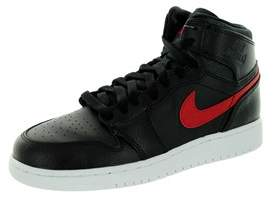 Jordan Nike Kids Air 1 Retro High Bg Basketball Shoe.