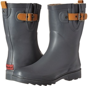 Chooka Top Solid Mid Rain Boot Women's Rain Boots