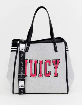 Juicy Couture Juicy Coutyre soft tote bag with insert pouch