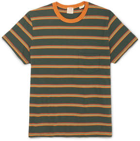 Levi's 1960s Striped Cotton-Jersey T-Shirt