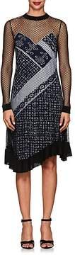 Altuzarra Women's Klever Fishnet Dress