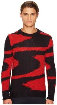 Missoni Space Dye Intarsia Sweater Men's Sweater