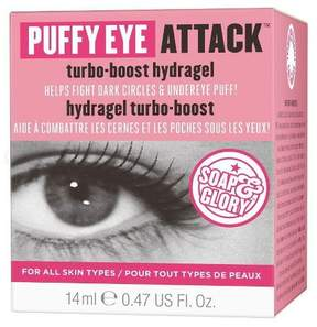 Soap & Glory Puffy Eye Attack Turbo-Boost Hydragel .47 oz