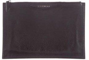 Givenchy Leather Antigona Pouch