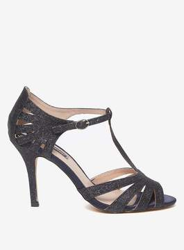 Dorothy Perkins Navy 'Beth' T-Bar Sandals