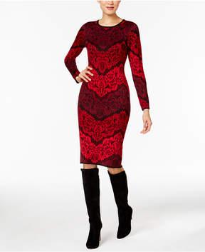 ECI Sheath Sweater Dress