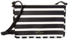 Kate Spade Hyde Lane Stripe Renee - BLACK OFF-WHITE - STYLE