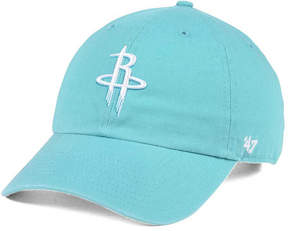 '47 Houston Rockets Pastel Rush Clean Up Cap