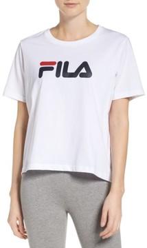Fila Women's Miss Eagle Logo Tee
