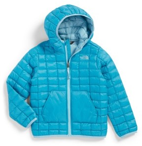 The North Face Toddler Girl's Thermoball(TM) Primaloft Hooded Jacket
