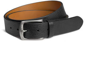 Trask 'Logan' Bison Leather Belt