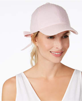 INC International Concepts I.n.c. Bow-Back Baseball Cap, Created for Macy's