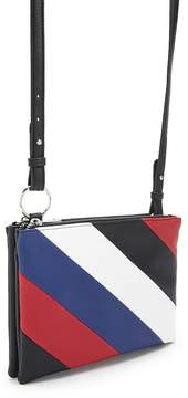 Forever 21 Colorblock Faux Leather Crossbody